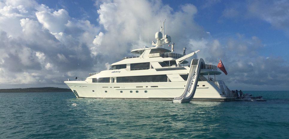 Milk Money  Charter Yacht