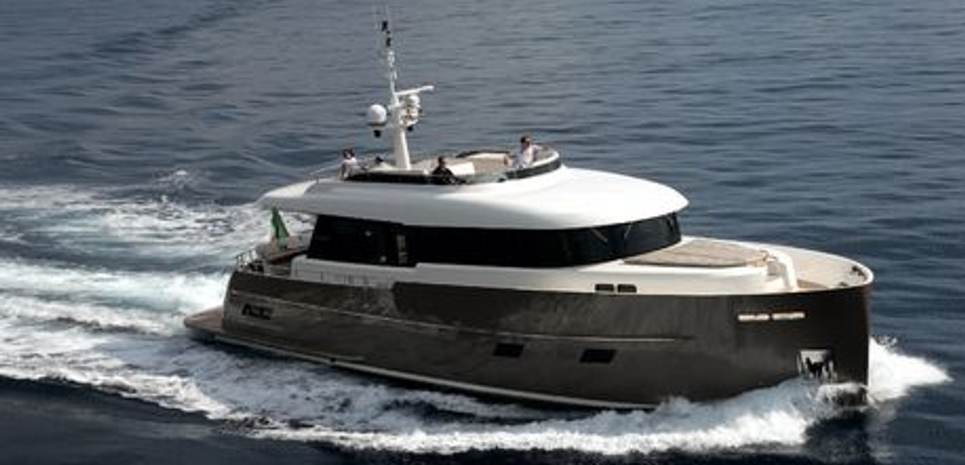 Gamma20 Charter Yacht