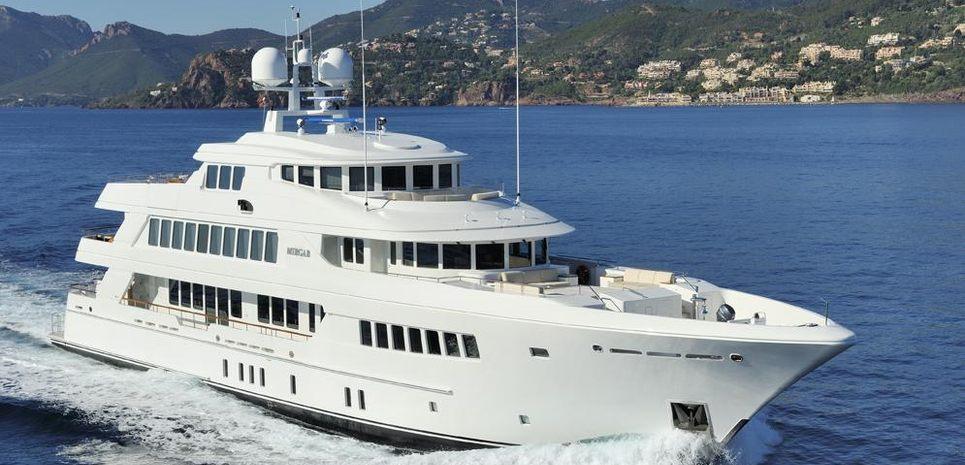 Mirgab VI Charter Yacht