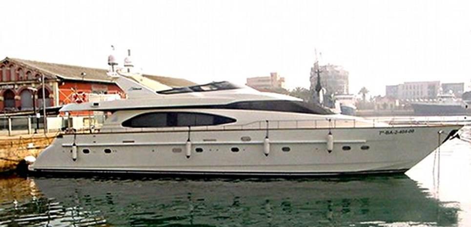Menura M Charter Yacht