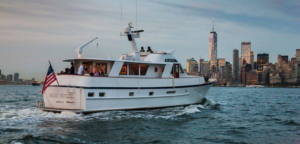 Great Scott Charter Yacht