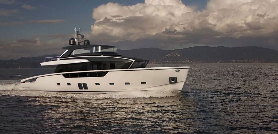 SX88/06 Charter Yacht