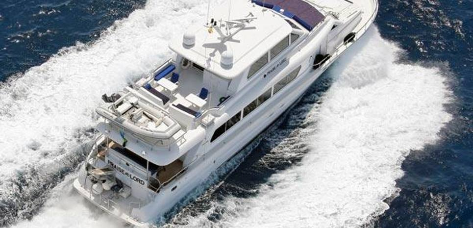 Praise the Lord Charter Yacht