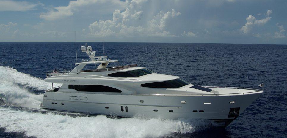 Triton Charter Yacht