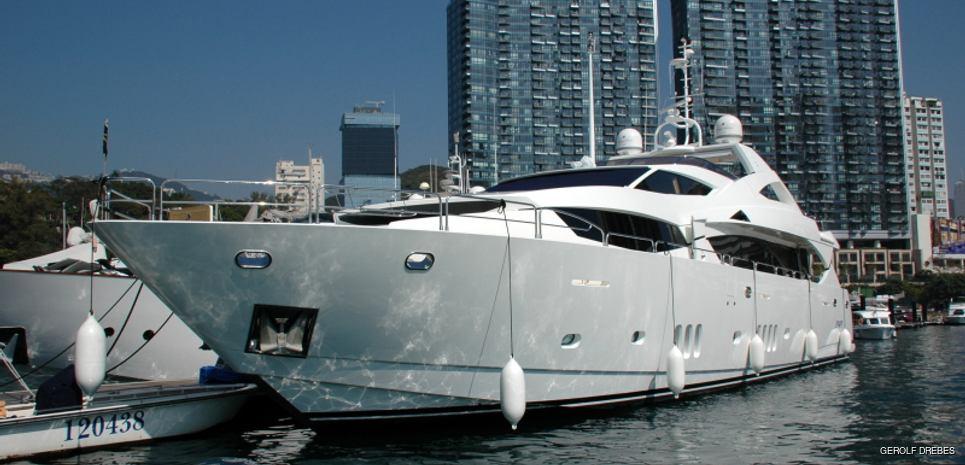 Moon Sand Charter Yacht