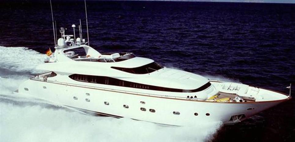 Sweet Dreams Charter Yacht