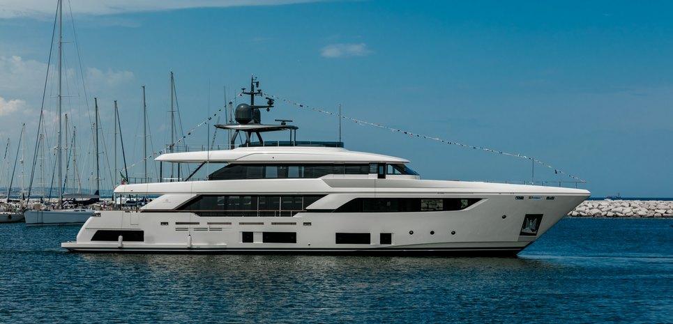Navetta 37/05 Delete Charter Yacht
