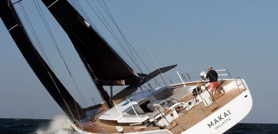 Makai Charter Yacht