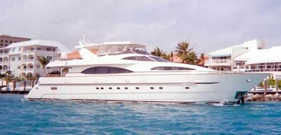 Island Seeker Charter Yacht