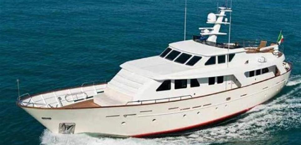 Alexander K Charter Yacht