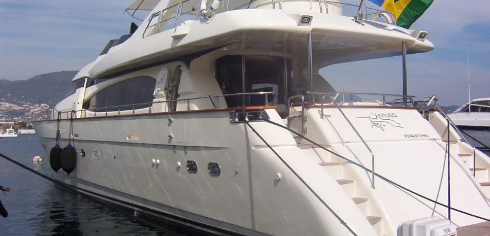 Xeitosa Charter Yacht