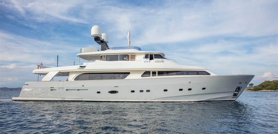 Ena Charter Yacht