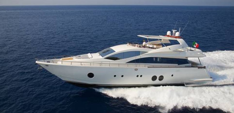 Amon Charter Yacht
