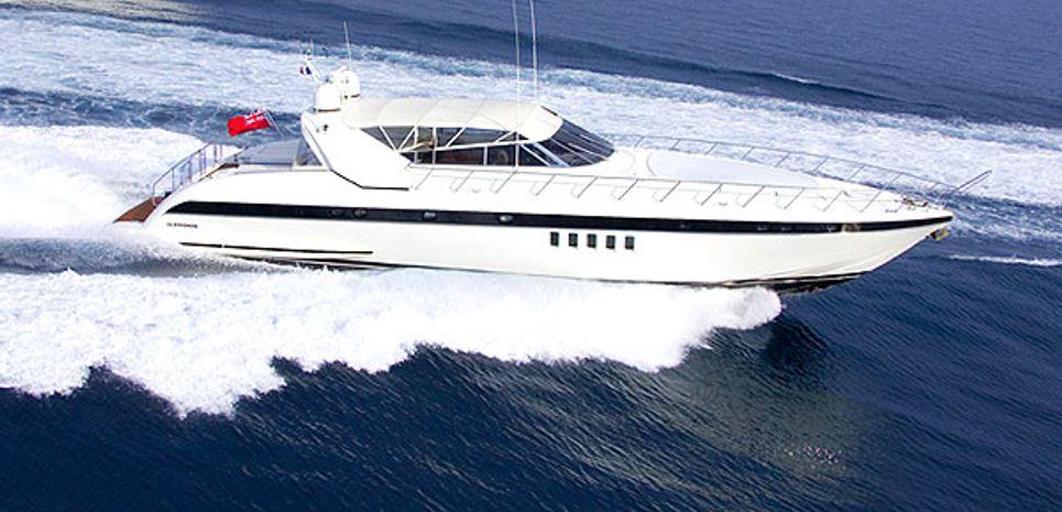 Silaos III Charter Yacht