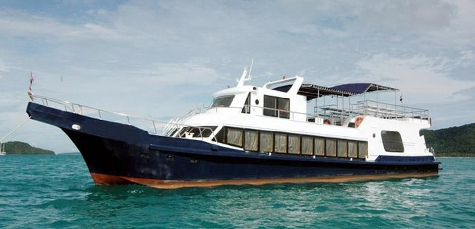 Dive Boat 24 m Charter Yacht