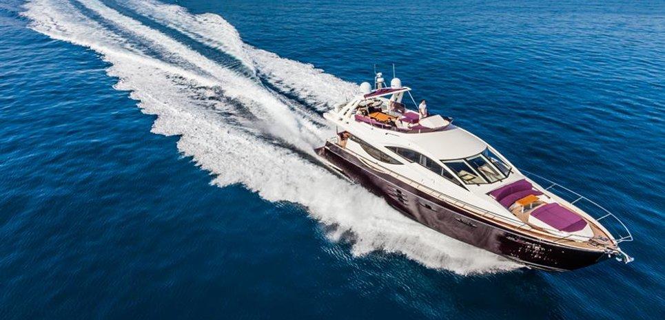 O-Life Charter Yacht