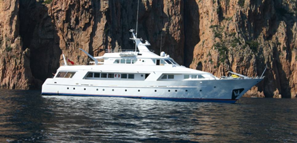 Star of the Sea Charter Yacht