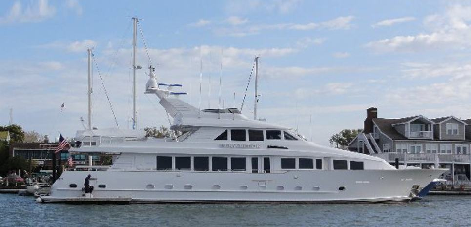 Indiscretion Charter Yacht