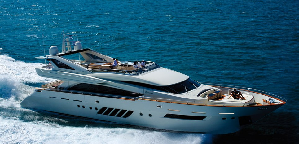 Illusion 8 Charter Yacht