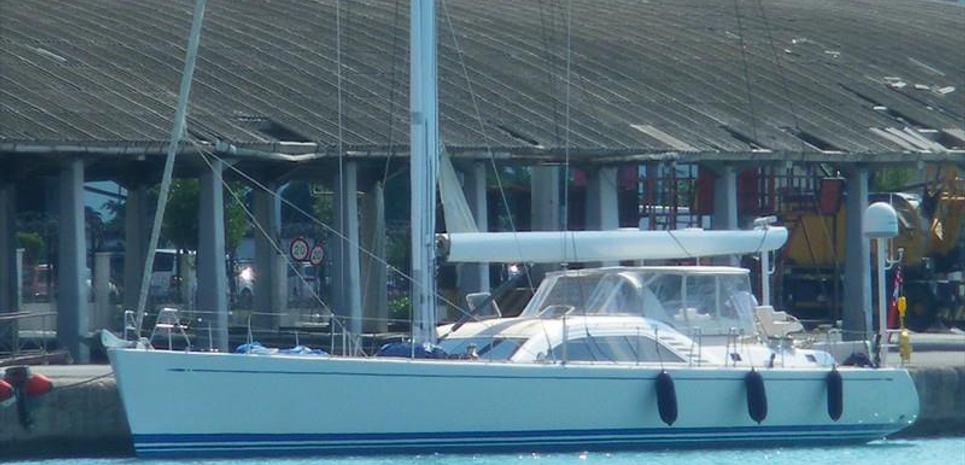 A Cool Turabi Charter Yacht