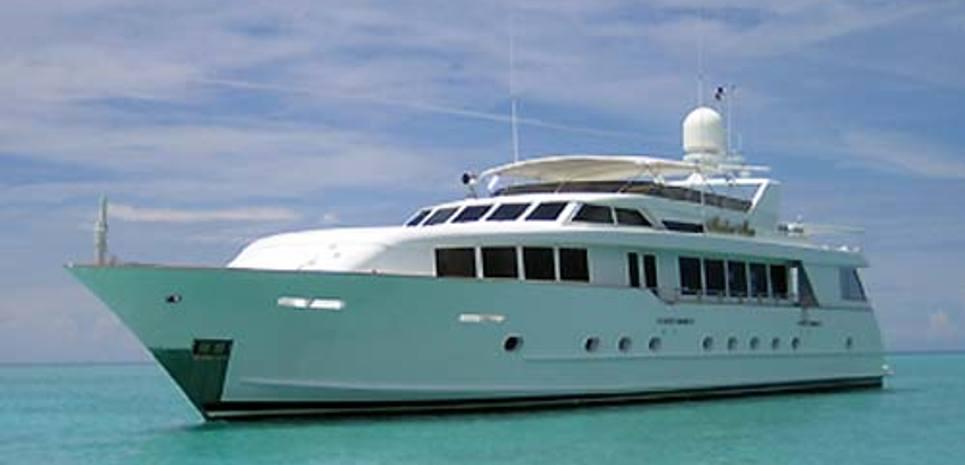 No Limit Charter Yacht