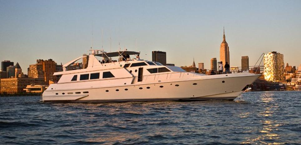 Justine Charter Yacht