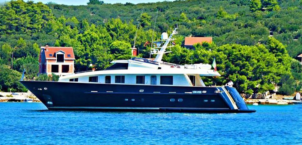 Rose Pigre Charter Yacht