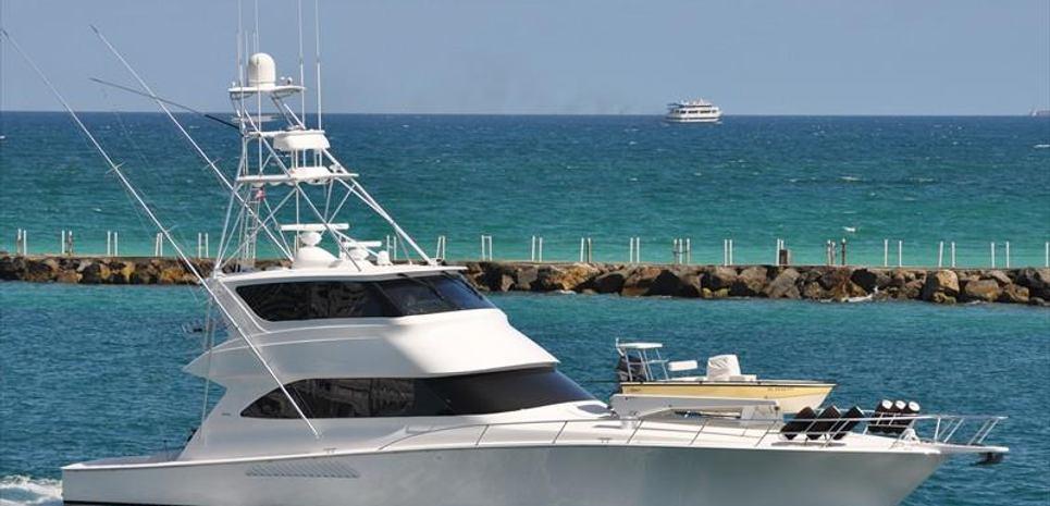 Vera D Charter Yacht