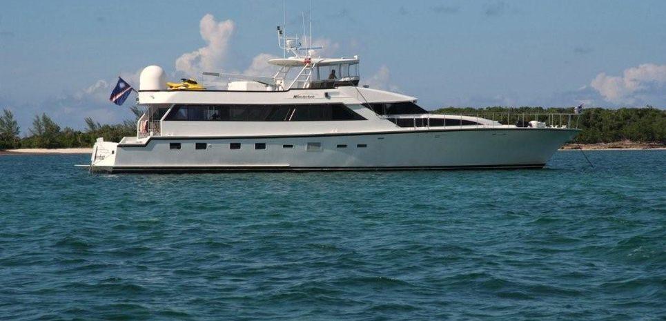 Wanderlust Charter Yacht