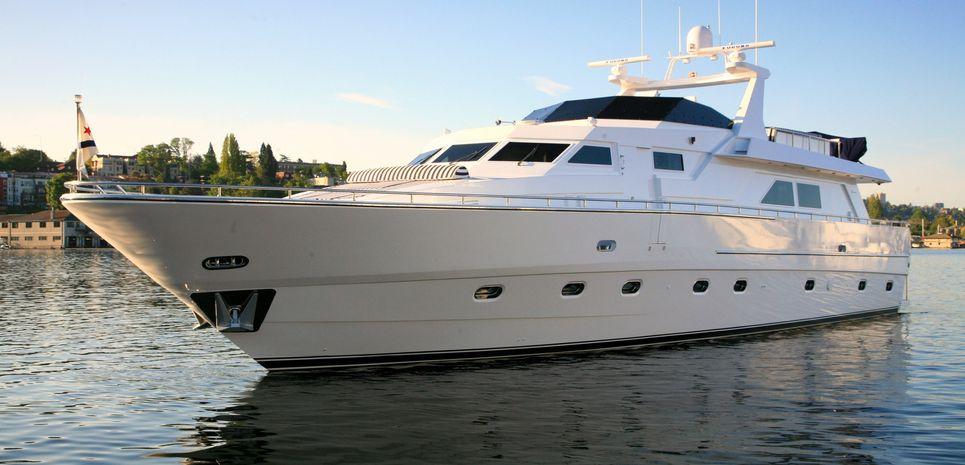 Diego Charter Yacht