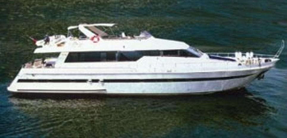 River D Charter Yacht