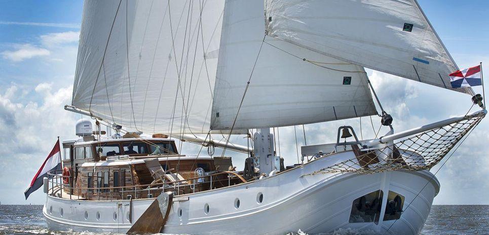 De Vrouwe Christina Charter Yacht