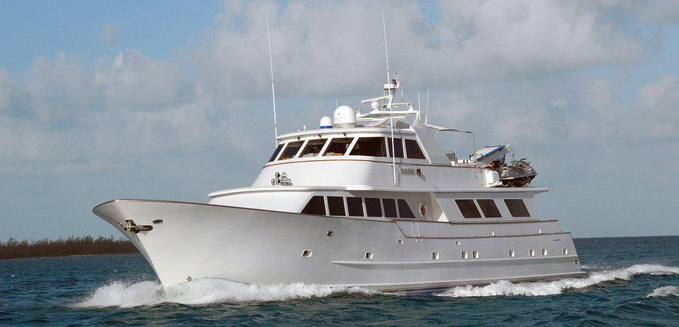 Kaleen Charter Yacht