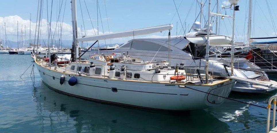 Swedish Caprice Charter Yacht