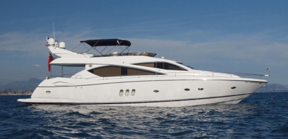 New Beginnings of London Charter Yacht