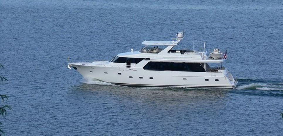 Silver Wings Charter Yacht