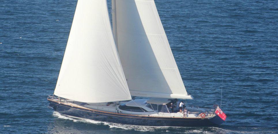 Alcanara Charter Yacht