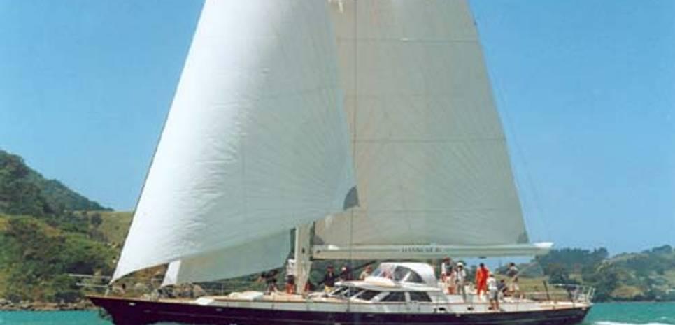 Tiga Belas Charter Yacht