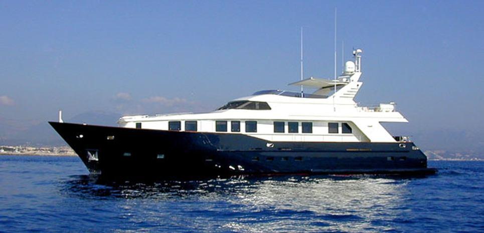 Philosophia Charter Yacht