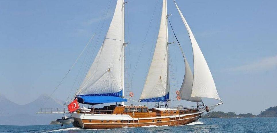 Sunworld IX Charter Yacht