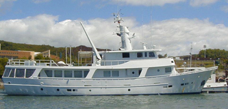 Tiffara Charter Yacht