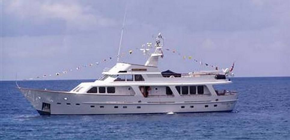 Midnight Saga II Charter Yacht