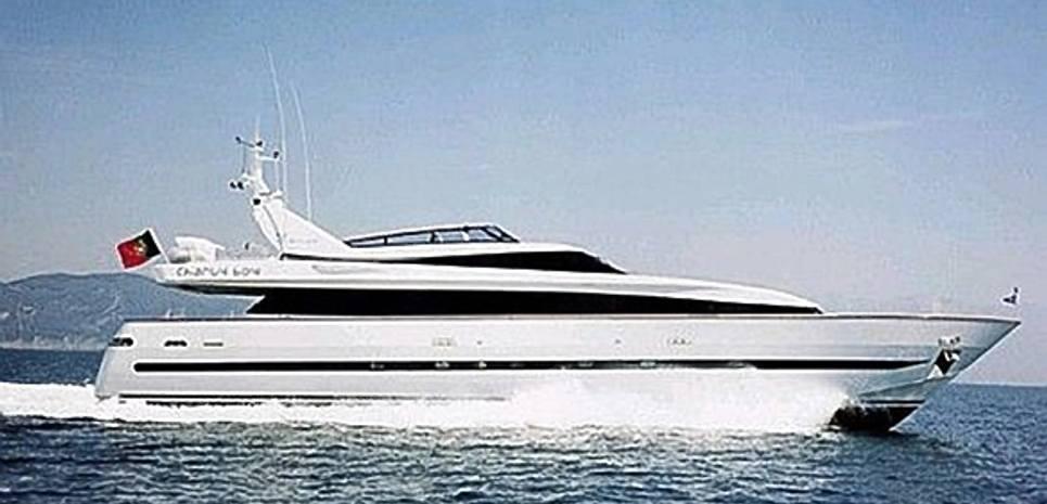 Charly Boy Charter Yacht