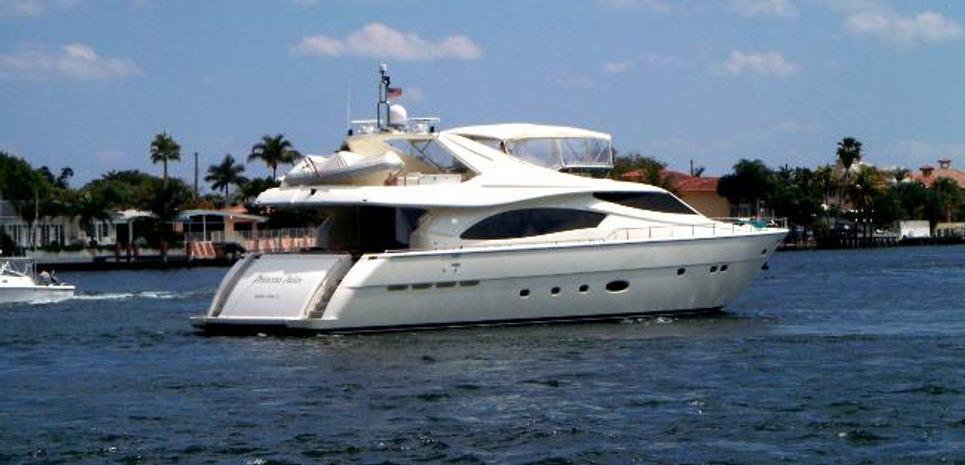 Princess Jules Charter Yacht