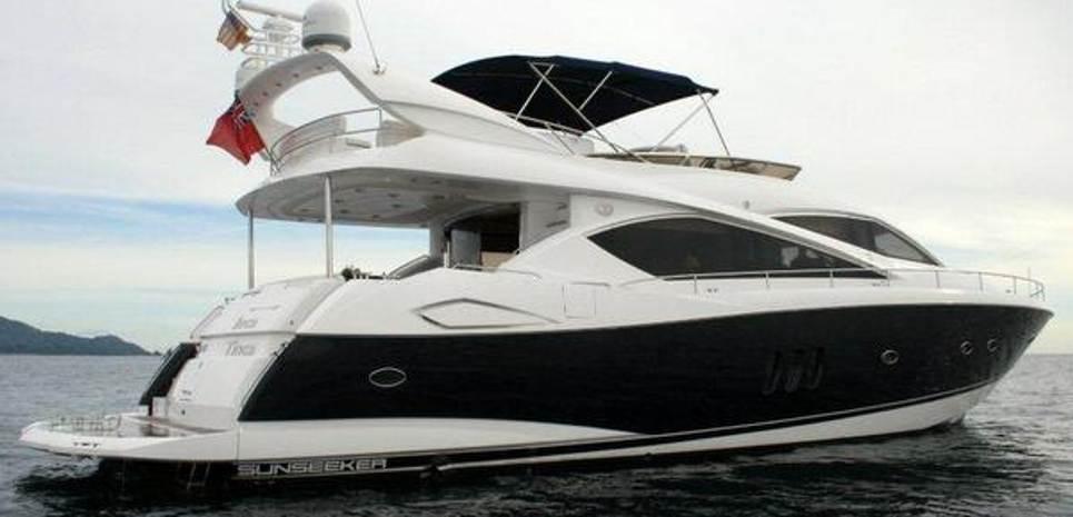 Inca Tinca Charter Yacht