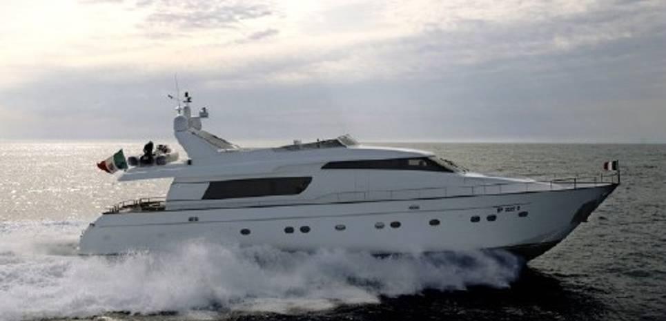 Tourbillon Charter Yacht
