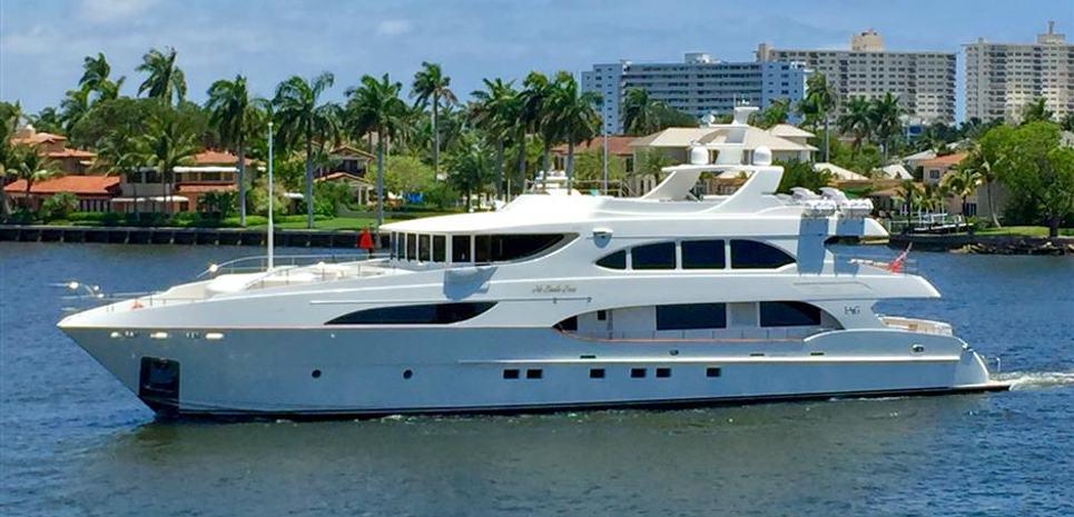 Kimberlie Charter Yacht