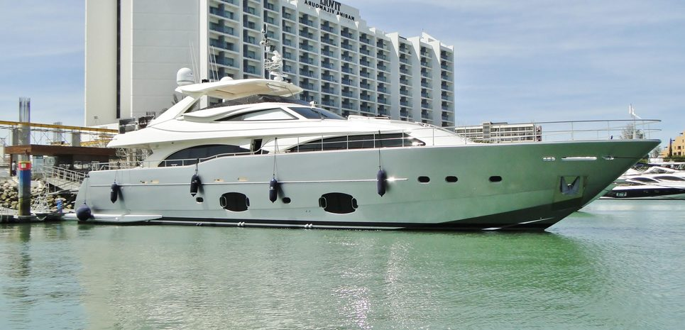 Prata Do Lys Charter Yacht
