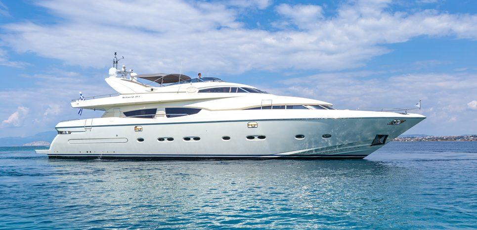 Divine Charter Yacht