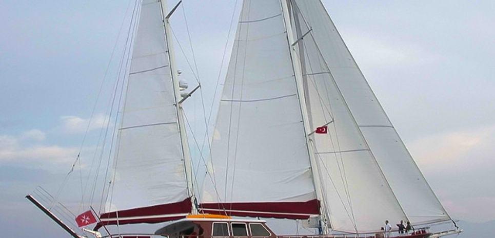 Akhenaton Charter Yacht